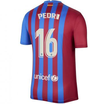 Maillot Pedri FC Barcelone domicile 2021/22