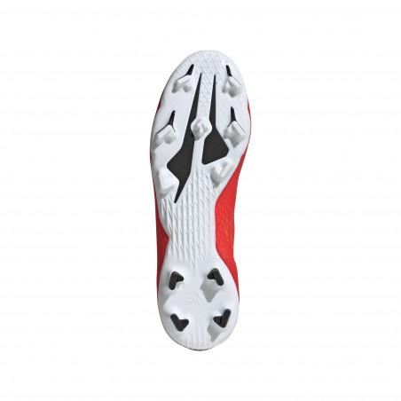 adidas X SPEEDFLOW.3 FG rouge