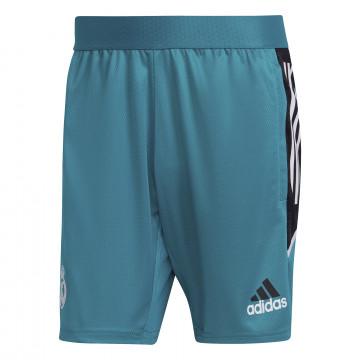 Short entraînement Real Madrid Europe bleu 2021/22