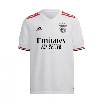 Maillot junior Benfica extérieur 2021/22