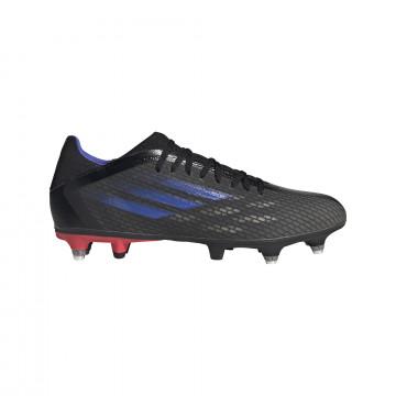 adidas X SPEEDFLOW.3 SG noir bleu