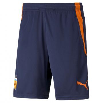 Short entraînement Valence bleu orange 2021/22