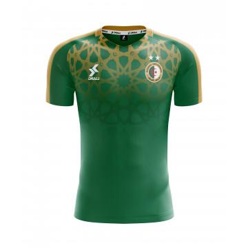 Maillot Dkali Algérie vert