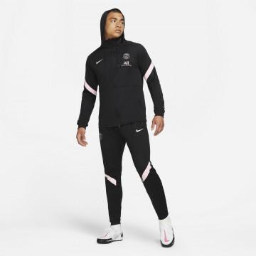 Ensemble survêtement PSG Strike noir rose 2021/22