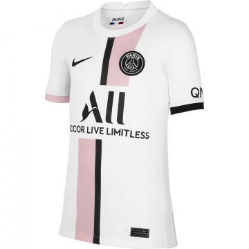 Maillot junior PSG extérieur 2021/22