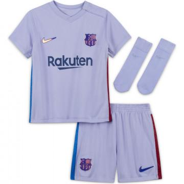 Tenue bébé FC Barcelone extérieur 2021/22