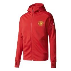 Veste Manchester United Anthem rouge 2016 - 2017