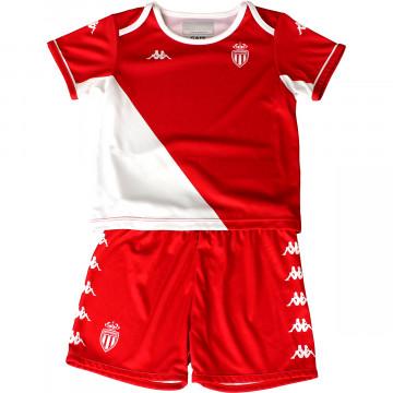 Tenue bébé AS Monaco domicile 2021/22