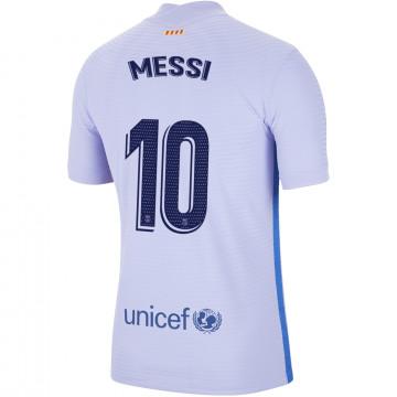 Maillot Messi FC Barcelone extérieur 2021/22