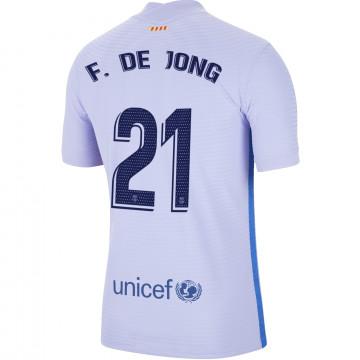 Maillot De Jong FC Barcelone extérieur 2021/22