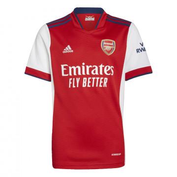 Maillot junior Arsenal domicile 2021/22