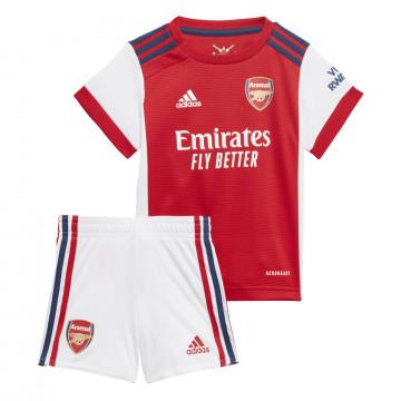 Tenue bébé Arsenal domicile 2021/22