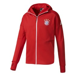 Veste Bayern Munich Anthem rouge 2016 - 2017