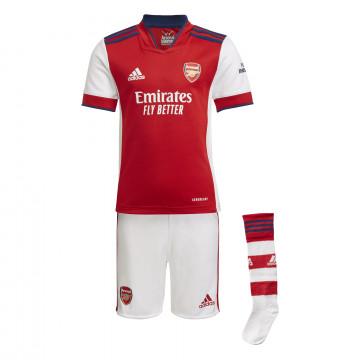 Tenue enfant Arsenal domicile 2021/22