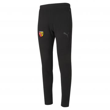 Pantalon survêtement RC Lens Casual noir 2021/22