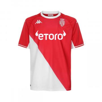 Maillot junior AS Monaco domicile 2021/22