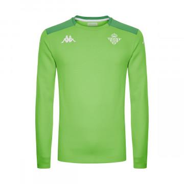 Sweat entraînement Betis Séville vert 2021/22
