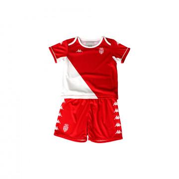 Tenue enfant AS Monaco domicile 2021/22