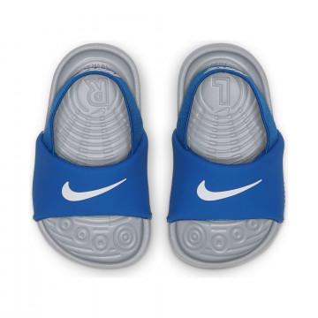 Sandales bébé Nike gris bleu