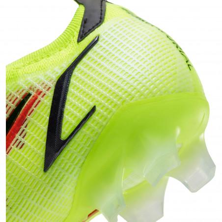 Nike Mercurial Vapor 14 Elite FG jaune rouge