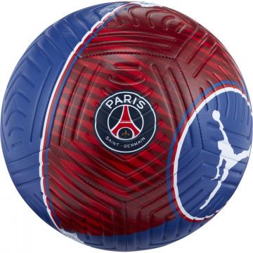 Ballon PSG Jordan bleu rouge 2021/22