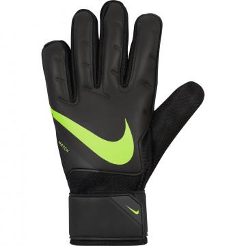 Gants gardien Nike Match noir jaune