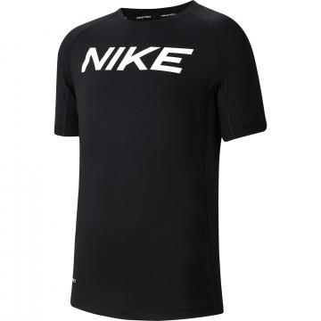 Sous maillot junior Nike Pro noir