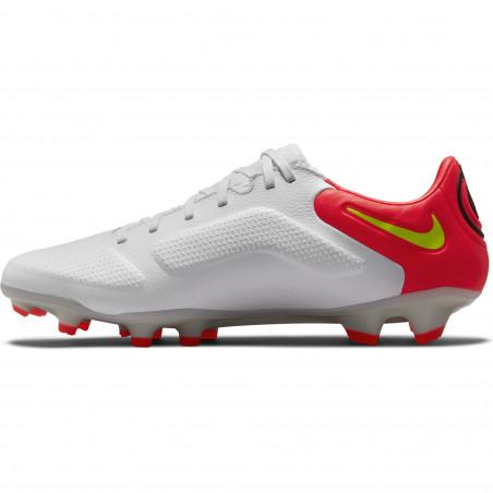 Nike Tiempo Legend 9 Pro FG rouge jaune