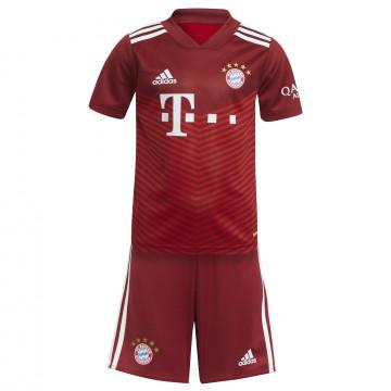 Tenue junior Bayern Munich domicile 2021/22