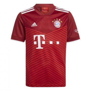 Maillot junior Bayern Munich domicile 2021/22