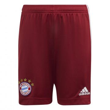 Short junior Bayern Munich domicile 2021/22