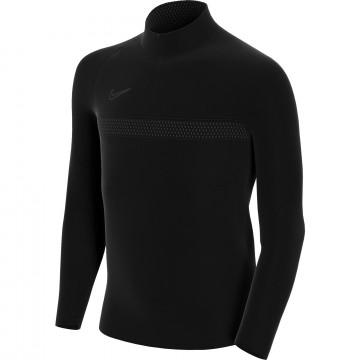 Sweat zippé junior Nike Academy noir