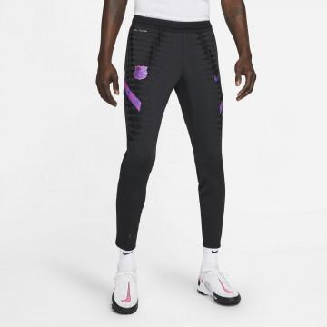 Pantalon survêtement FC Barcelone Strike Elite noir rose 2021/22