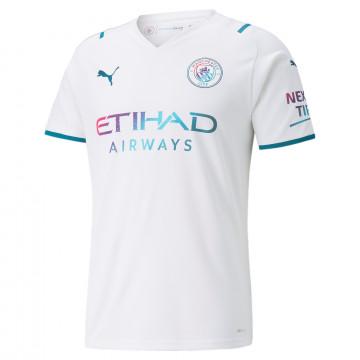 Maillot Manchester City extérieur 2021/22