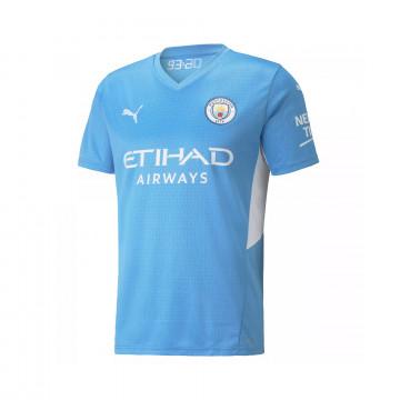 Maillot junior Manchester City domicile 2021/22