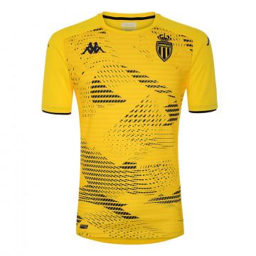 Maillot entraînement AS Monaco jaune 2021/22