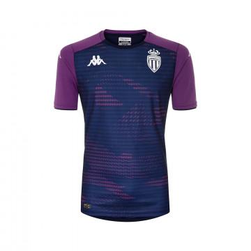 Maillot entraînement junior AS Monaco violet 2021/22