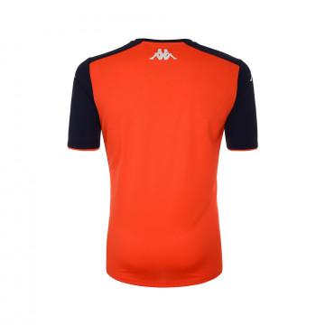 Maillot entraînement junior AS Monaco orange 2021/22
