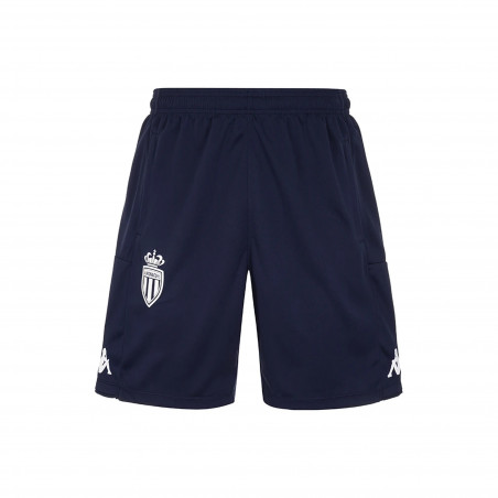 Short entraînement AS Monaco bleu 2021/22