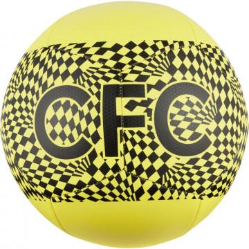 Ballon Chelsea jaune noir 2021/22