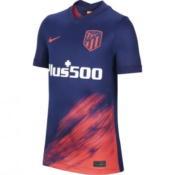 Maillot junior Atlético Madrid extérieur 2021/22