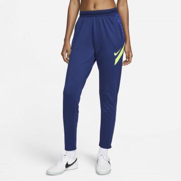 Pantalon survêtement Femme Nike Strike bleu vert 2021/22