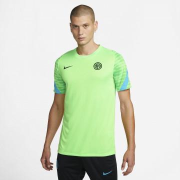 Maillot entraînement Inter Milan Strike vert 2021/22