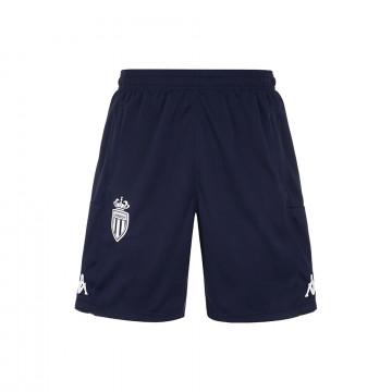 Short entraînement junior AS Monaco bleu 2021/22