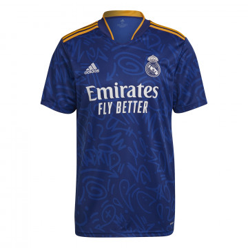 Maillot Real Madrid extérieur 2021/22
