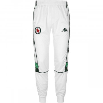 Pantalon survêtement Red Star Retro blanc vert 2021/22