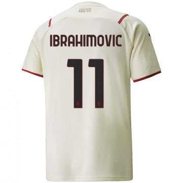 Maillot Ibrahimovic Milan AC extérieur 2021/22