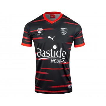 Maillot Nîmes Olympique third 2021/22