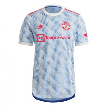 Maillot Manchester United Authentique extérieur 2021/22
