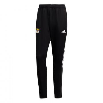 Pantalon survêtement Benfica noir blanc 2021/22